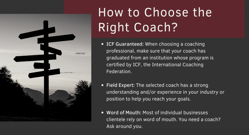 Coaching, Prices and How to Choose the Right Coach?