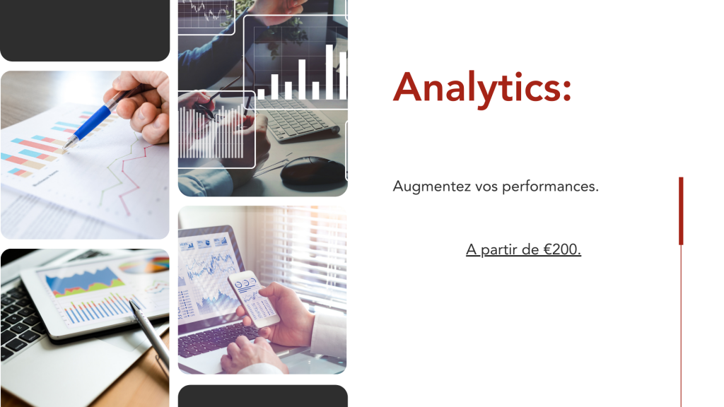 Marketing & Prix: Augmentez vos performances avec Analytics