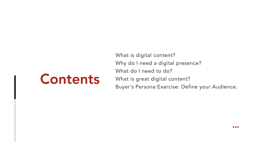 What is great digital content?
