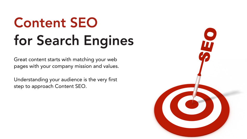 What is SEO? Content Optimisation for Search Engines