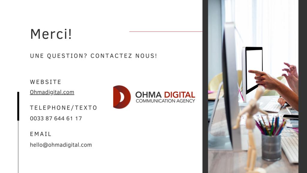 Ohma Contact - Instagram: Comment avoir plus d'abonnés