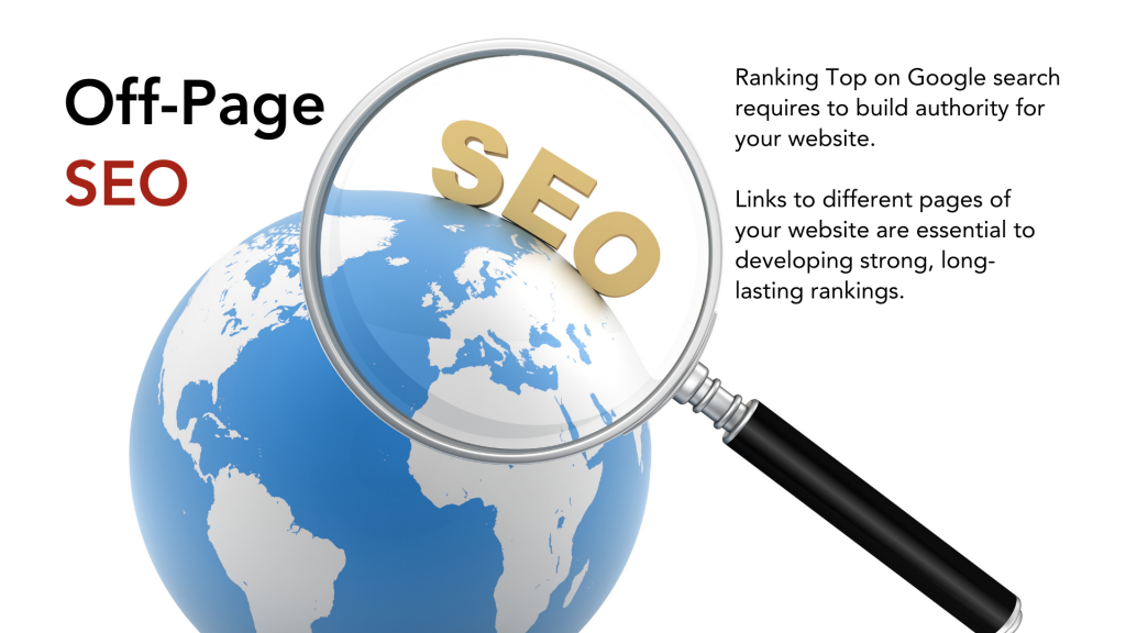 What is SEO? Off-Page SEO