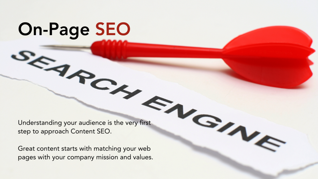 What is SEO? On-Page-SEO