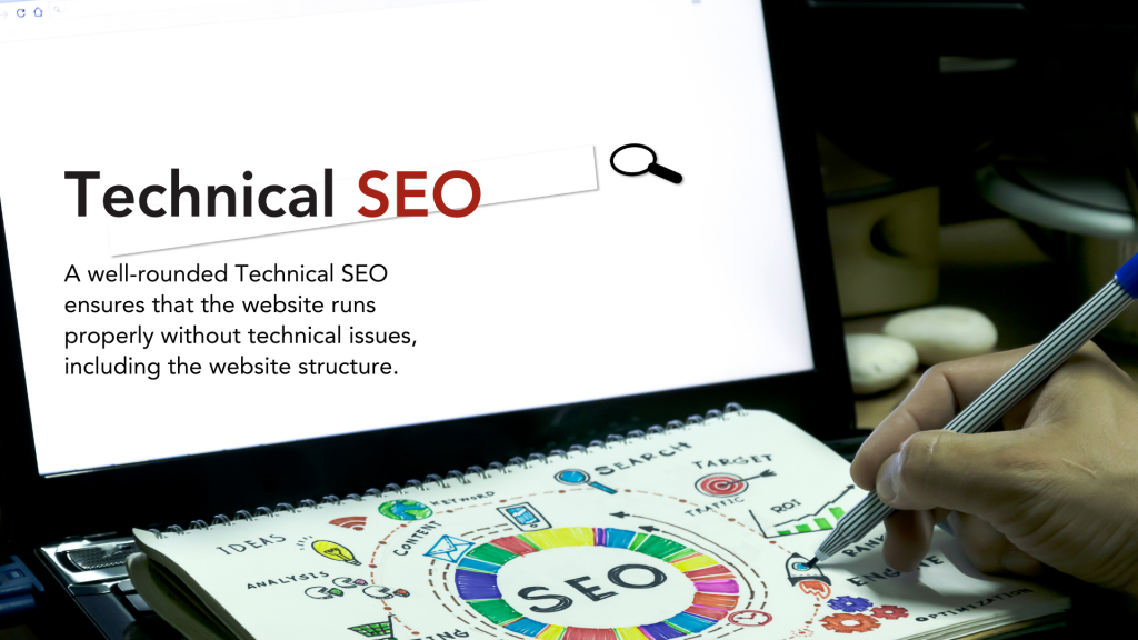 What is SEO: Technical SEO
