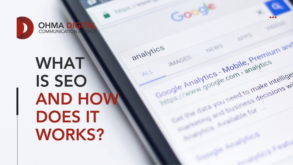 What is SEO and how it works?