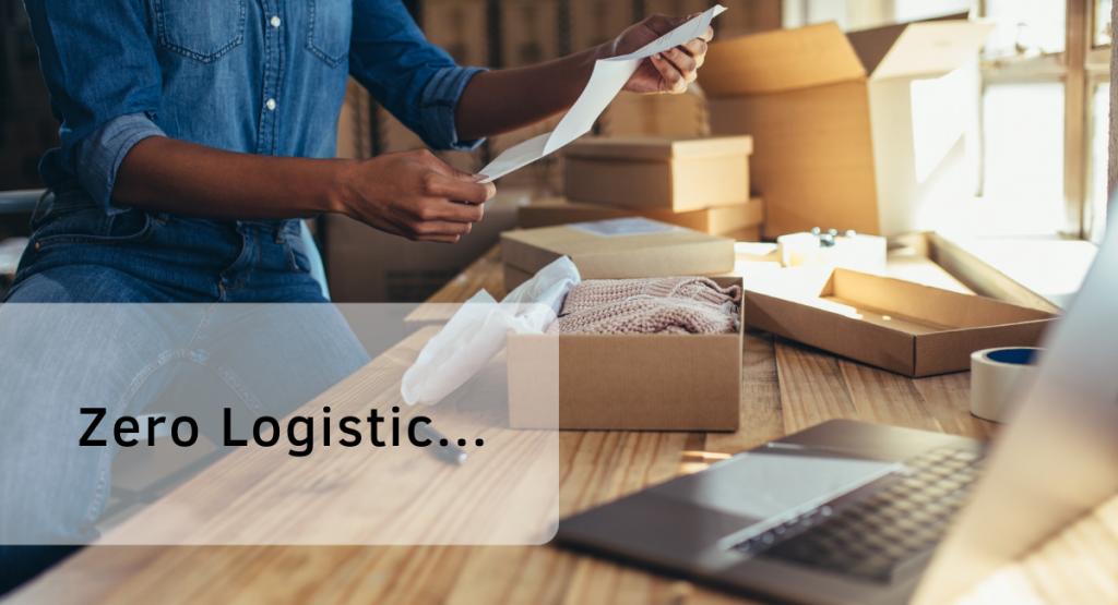 Dropshipping pros and cons - zero logistic - Ohma Digital