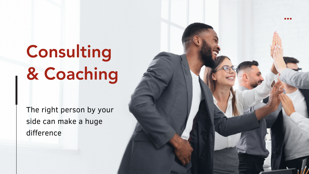 Consulting and Coaching OHMA digital