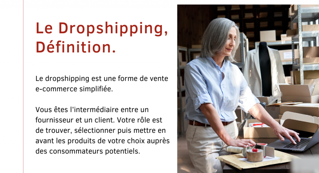 Dropshipping - Définition - Ohma Digital