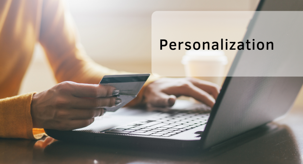 Dropshipping pros and cons - personalization - Ohma Digital