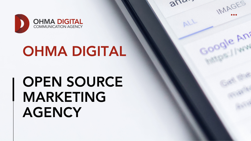 OHMA digital open source marketing agency about us