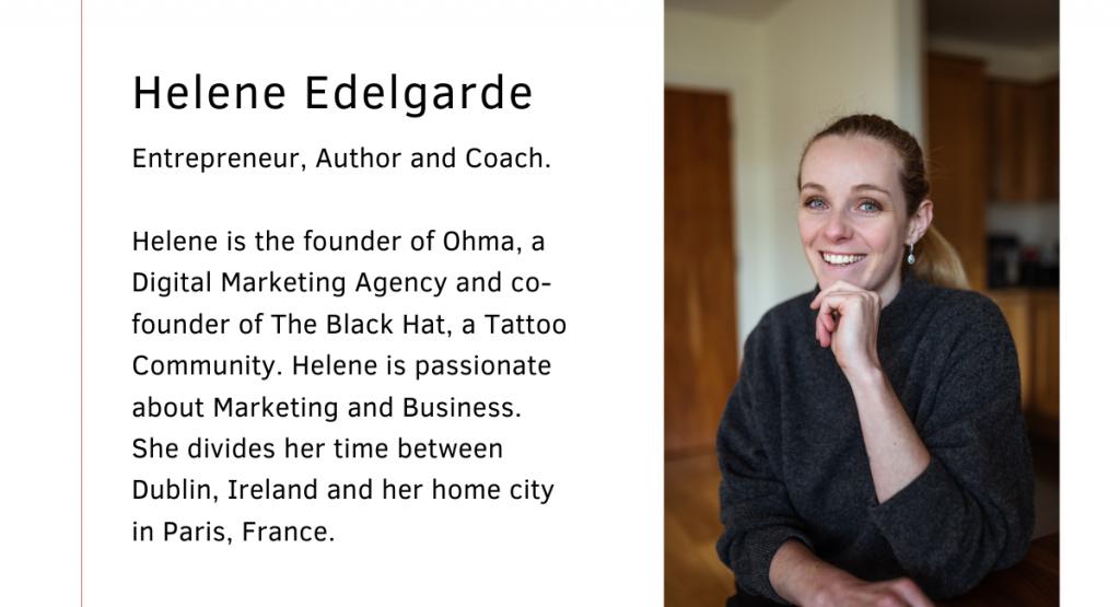 Helene Founder of OHMA Digital