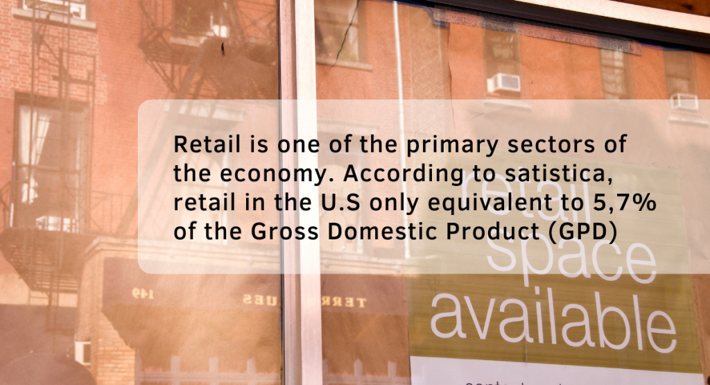 retail is the largest private employer