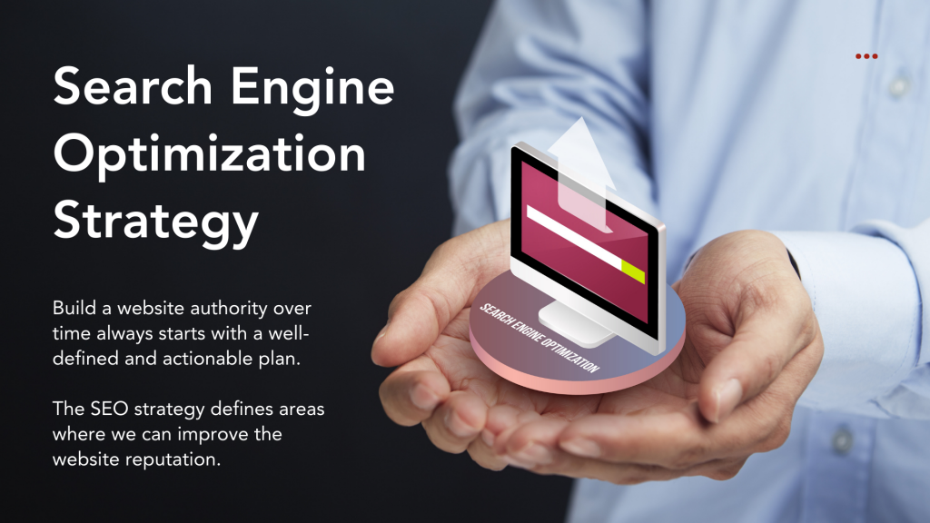 Search Engine Optimization - Ohma Digital