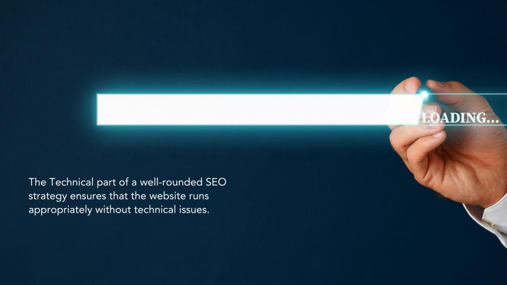 SEO Strategy - Technical SEO - Ohma Digital