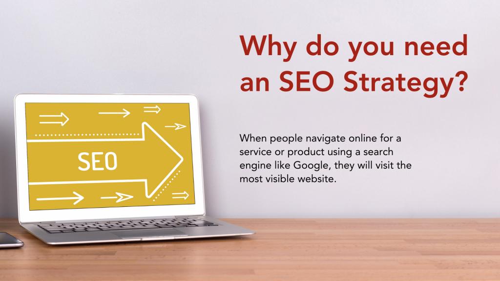 Why do you need an SEO Strategy? - Ohma Digital