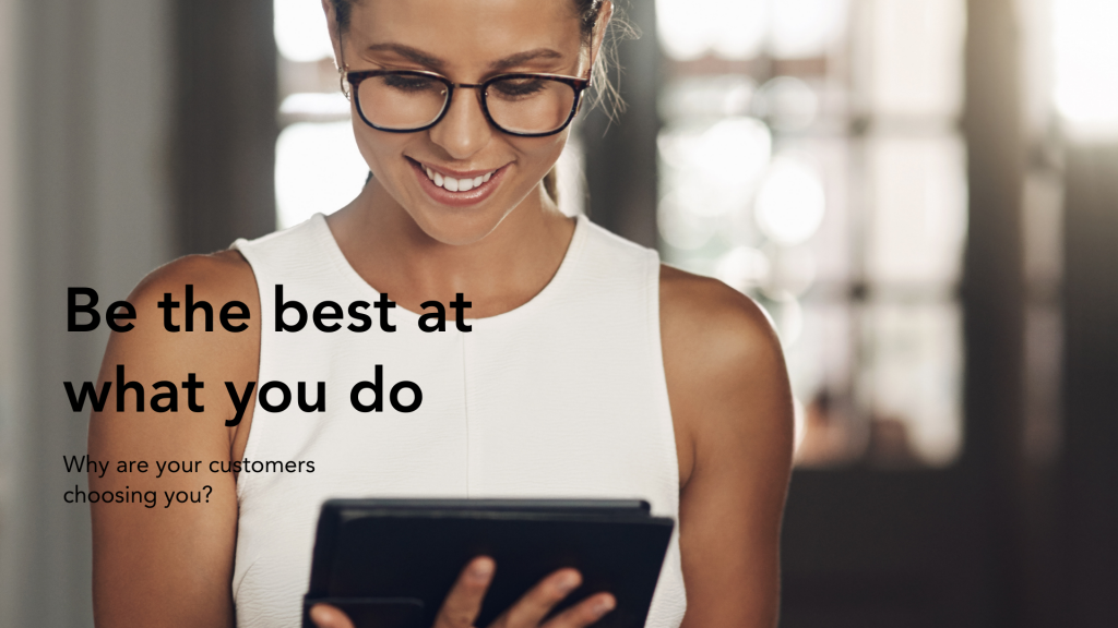 Be the best in your field, and Google will facilitate the ranking of your website.