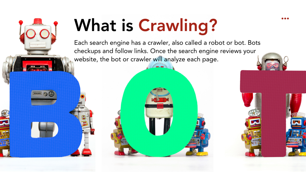What is Crawling