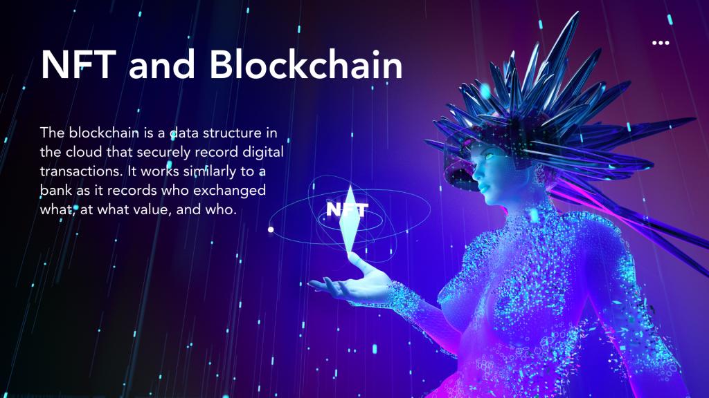 NFT and Blockchain